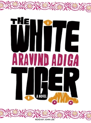 White Tiger Cover Image