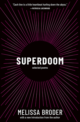 Superdoom: Selected Poems Cover Image