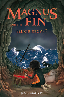 Magnus Fin and the Selkie Secret Cover