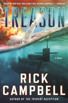 Treason: A Novel Cover Image