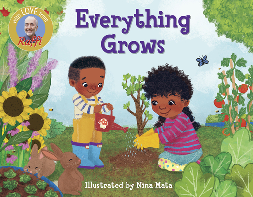 Everything Grows (Raffi Songs to Read) Cover Image