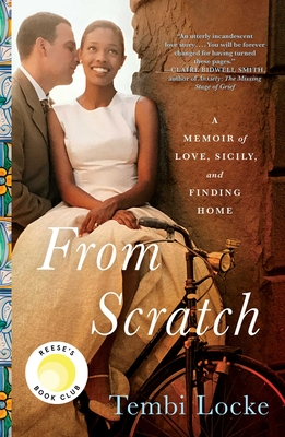 From Scratch: A Memoir of Love, Sicily, and Finding Home Cover Image