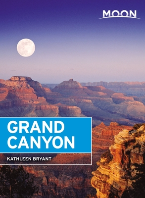 Moon Grand Canyon (Travel Guide) Cover Image