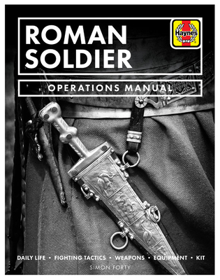 Cover for Roman Soldier Operations Manual