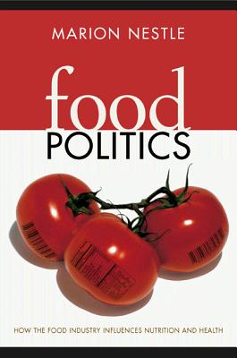 Food Politics Cover