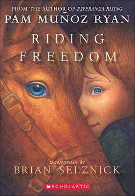 Riding Freedom (Scholastic Signature) Cover Image