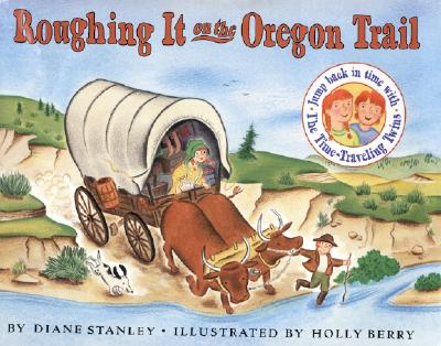 Cover for Roughing It on the Oregon Trail