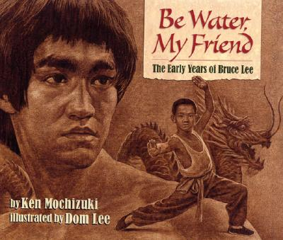 Be Water, My Friend Cover