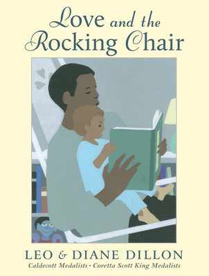 Love and the Rocking Chair Cover Image