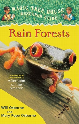 Rain Forests: A Nonfiction Companion to Afternoon on the Amazon Cover Image