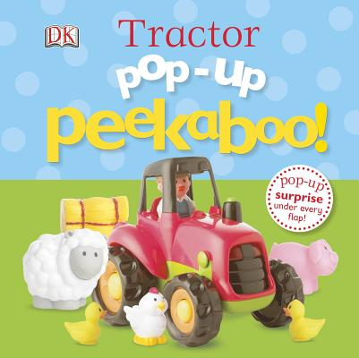 Pop-Up Peekaboo! Tractor: Pop-Up Surprise Under Every Flap! Cover Image