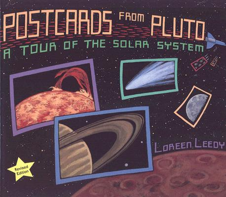 Cover for Postcards from Pluto