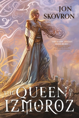 The Queen of Izmoroz (The Goddess War #2) Cover Image