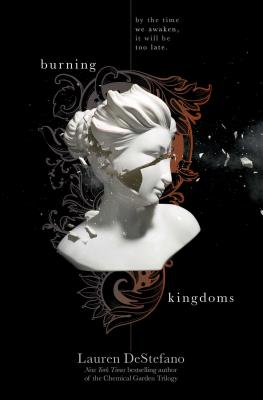 Burning Kingdoms (The Internment Chronicles #2) Cover Image