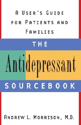 The Antidepressant Sourcebook Cover