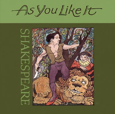 As You Like It CD Cover Image