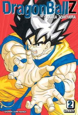 Dragon Ball Z, Vol. 02 (VIZBIG Edition) cover image