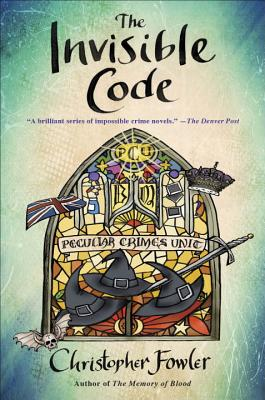 The Invisible Code Cover