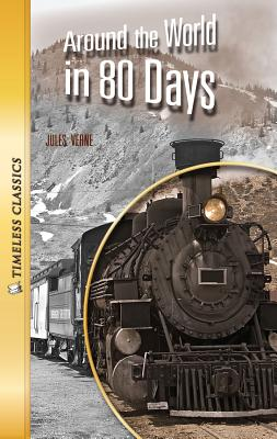 Around the World in 80 Days [With Paperback Book] Cover Image