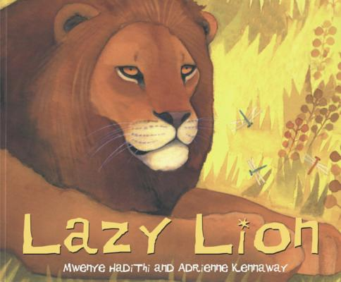 Lazy Lion Cover Image