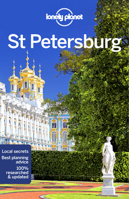 Lonely Planet St Petersburg 8 (City Guide) Cover Image