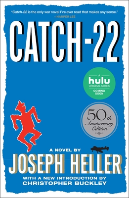 Catch-22: 50th Anniversary Edition Cover Image