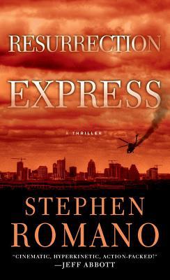 Resurrection Express Cover
