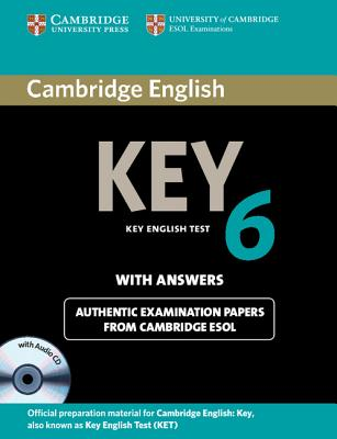 Cambridge English Key 6 Self-Study Pack (Student's Book ...