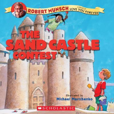 The Sandcastle Contest Cover