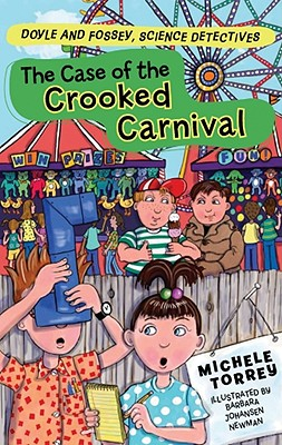 The Case of the Crooked Carnival Cover