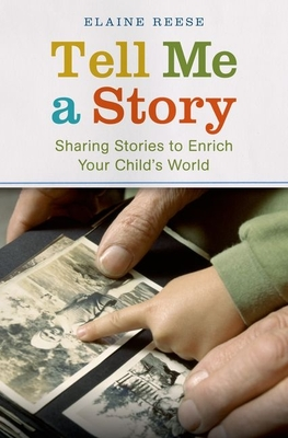 Cover for Tell Me a Story