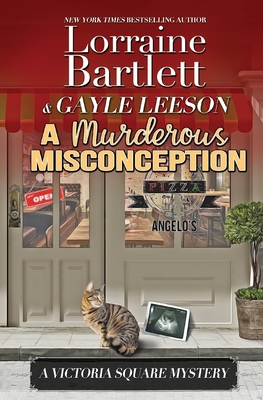 A Murderous Misconception (Victoria Square Mysteries #7) Cover Image