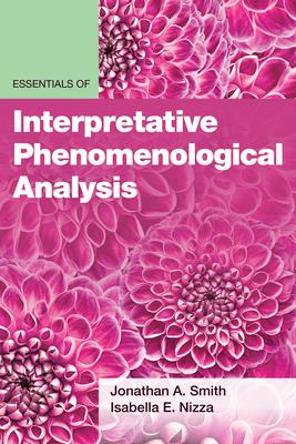 Essentials of Interpretative Phenomenological Analysis Cover Image