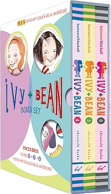 Ivy and Bean Boxed Set 2: (Children's Book Collection, Boxed Set of Books for Kids, Box Set of Children's Books) Cover Image