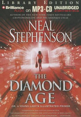 The Diamond Age: Or, a Young Lady's Illustrated Primer Cover Image