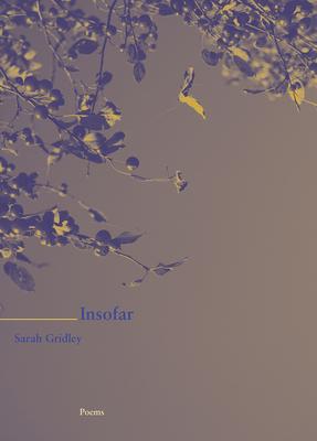 Cover for Insofar