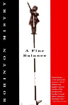 A Fine Balance (Vintage International) Cover Image