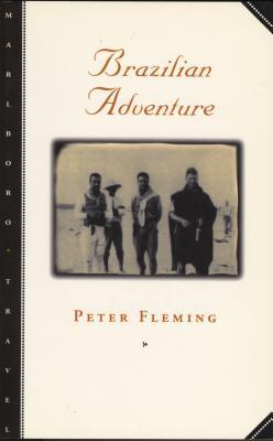Brazilian Adventure Cover