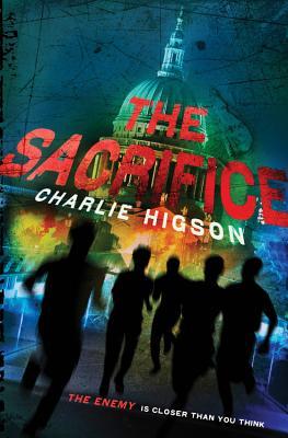 The Sacrifice (An Enemy Novel #4) Cover Image