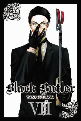 Black Butler, Vol. 8 Cover