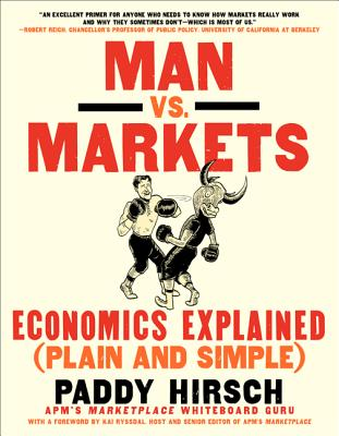 Man vs. Markets Cover