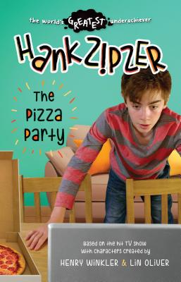 Hank Zipzer: The Pizza Party Cover Image