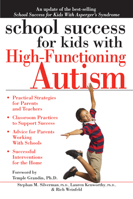 School Success for Kids with High-Functioning Autism Cover Image
