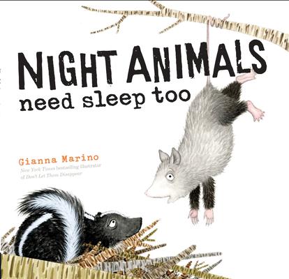 Night Animals Need Sleep Too Cover Image