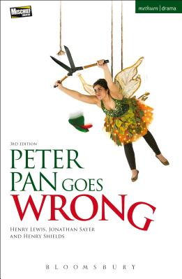 Peter Pan Goes Wrong (Modern Plays) Cover Image