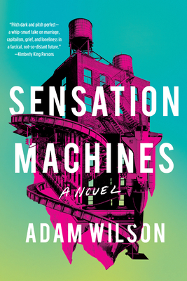 Sensation Machines Cover Image