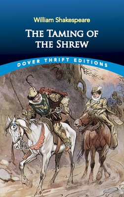 The Taming of the Shrew (Dover Thrift Editions) Cover Image