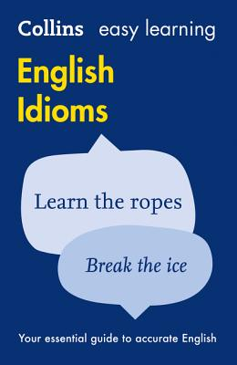 Easy Learning English Idioms Cover Image