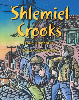 Shlemiel Crooks Cover