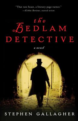 The Bedlam Detective Cover Image